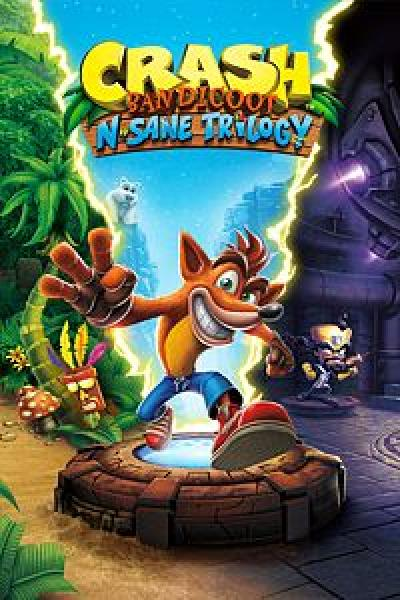 XONE - Crash Bandicoot N. Sane Trilogy
