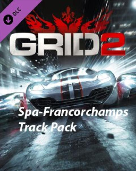 ESD GRID 2 Spa-Francorchamps Track Pack