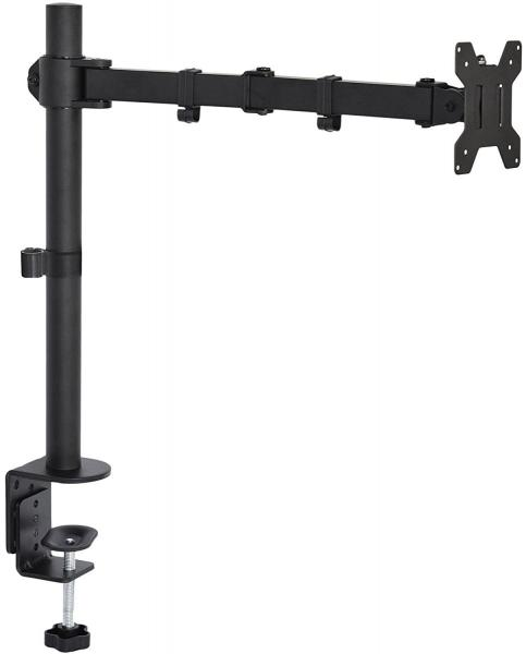 "TB Monitor mount single arm TB-MO1 10-27"", 10 kg VESA 100x100"