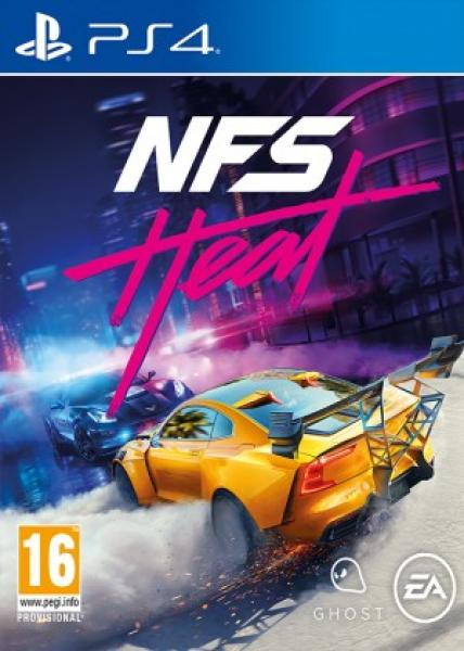 PS4 - Need for Speed Heat