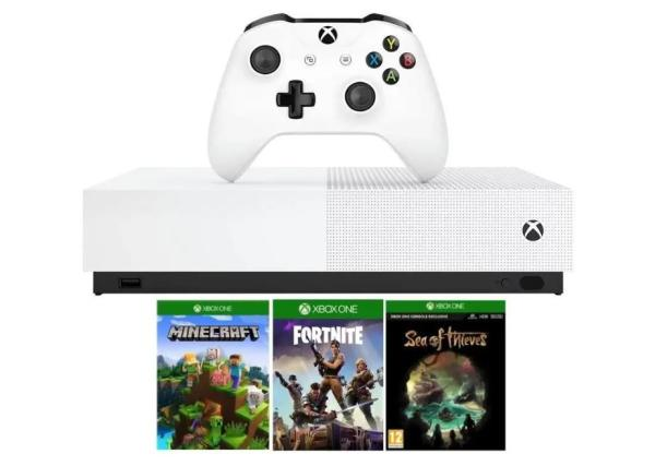 XBOX ONE S 1 TB All Digital Edition Refresh