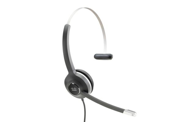 Cisco Headset 531 (Wired Single with USB-C Headset Adapter)