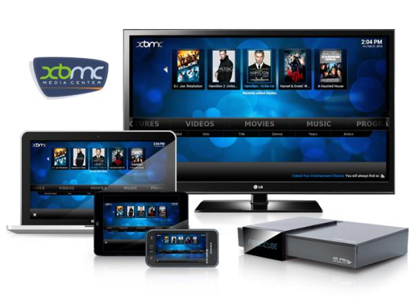 MediaCenter PRISMCUBE XBMC + 320GB HDD