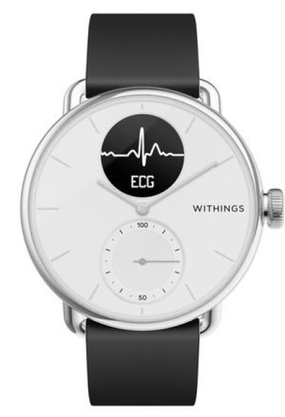 Withings Scanwatch 38mm - White