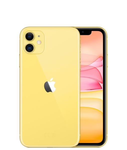 iPhone 11 64GB Yellow