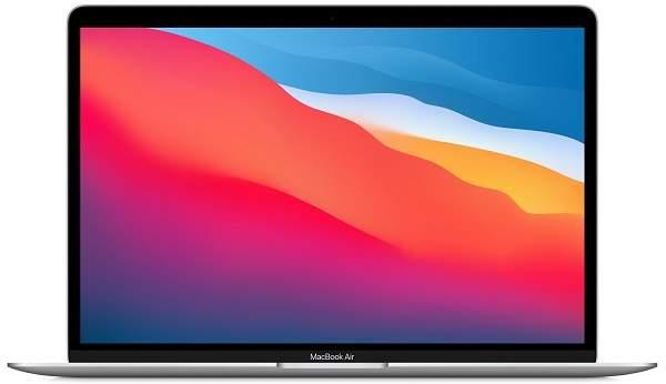 "MacBook Air 13"""" M1 8C CPU/ 7C GPU/ 8G/ 256/ SK/ SLV"