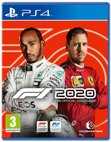 PS4 - F1 2020 Standard Edition