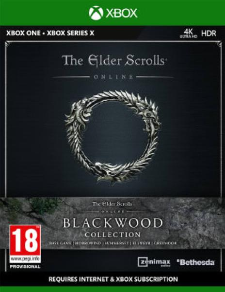 XOne - The Elder Scrolls Online Coll.: Blackwood