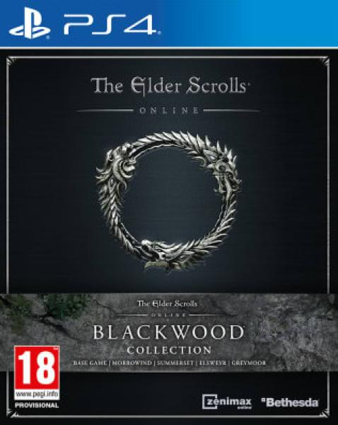 PS4 - The Elder Scrolls Online Coll.: Blackwood