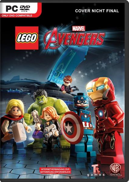 "PC - Lego Marvel""s Avengers"