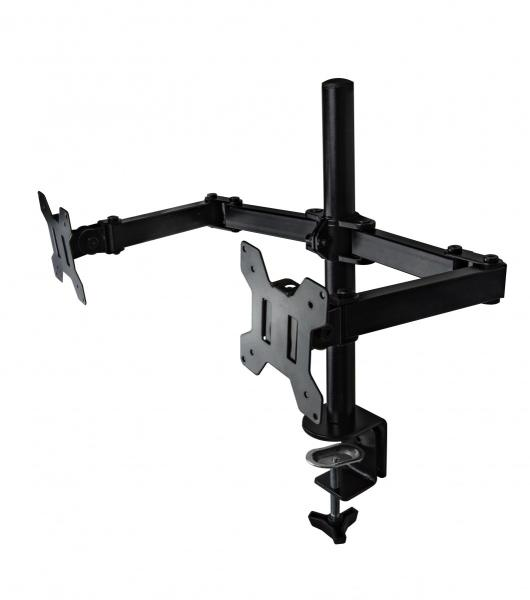 "TB Monitor mount two-armed TB-MO2 10-27"", 10kg VESA 100x100"