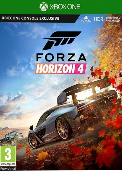 XBOX ONE - Forza Horizon 4