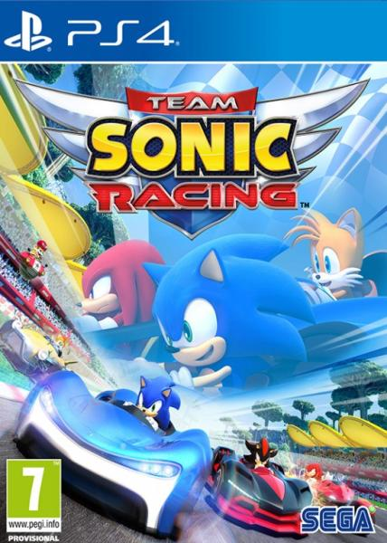 PS4 - Team Sonic Racing