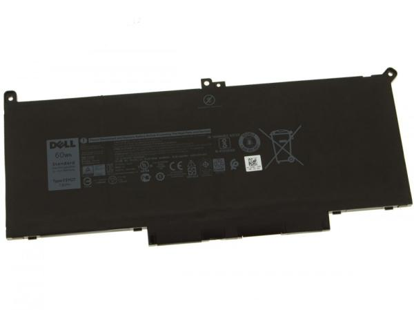 Dell Baterie 4-cell 60W/ HR LI-ON pro Latitude 7280, 7290, 7380, 7390, 7480, 7490