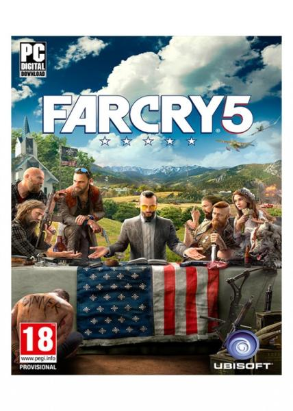 PC - Far Cry 5