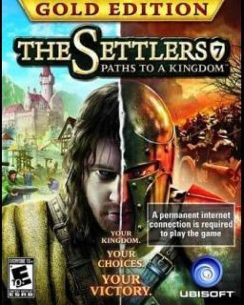 ESD The Settlers 7 Paths to a Kingdom Gold Edition