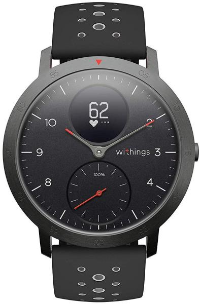 Withings Steel HR Sport (40mm) - Black