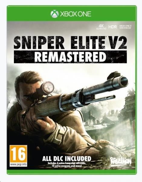 XBOX One hra Sniper Elite V2 Remastered