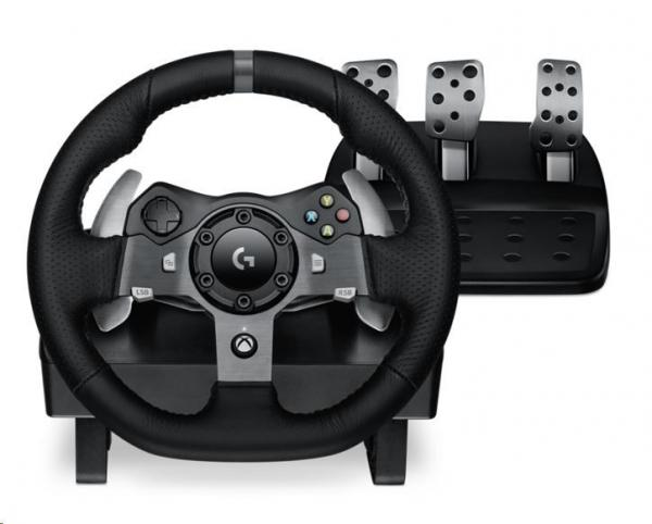 Logitech volant G920 Racing Wheel Xbox One,  PC