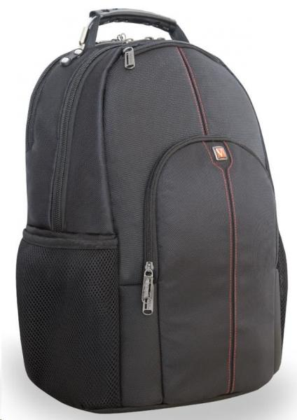 "VERBATIM Taška Batoh Notebook Backpack ""Stockholm"" 16"" Black"