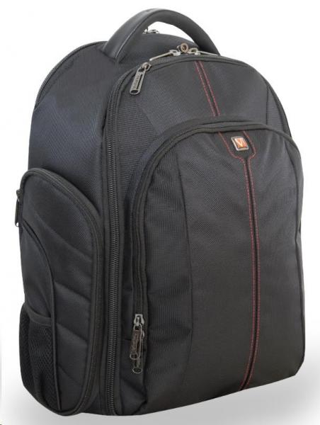 "VERBATIM Taška Batoh Notebook/Camera Backpack ""Melbourne"" 16"" Black"