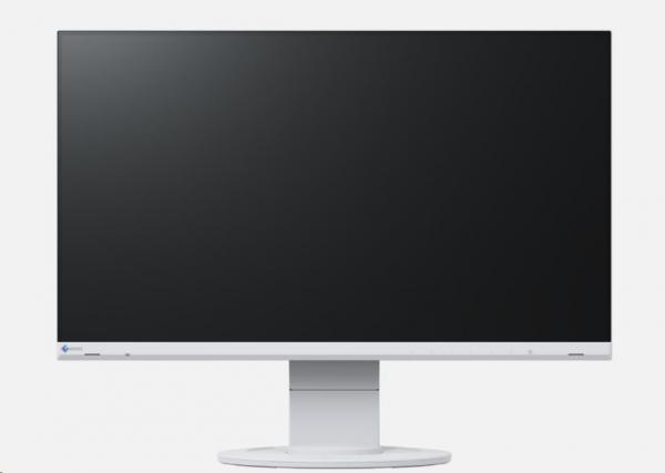 "EIZO MT IPS LCD LED 24"", EV2460-WT,  16:9, 1920x1080, 250cd, 1000:1, DVI-D a A-Sub"