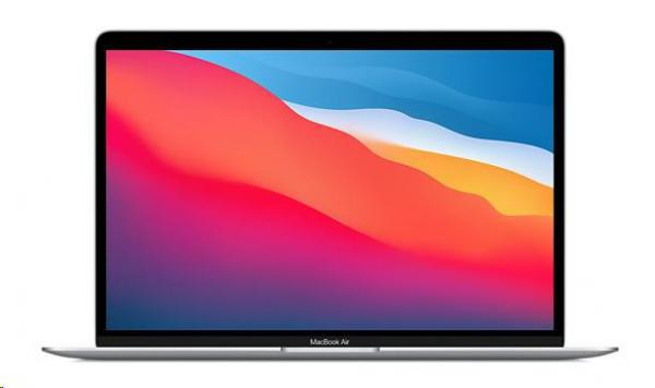 "APPLE MacBook Air 13"""", M1 chip with 8-core CPU and 7-core GPU,  256GB, 8GB RAM - Silver"
