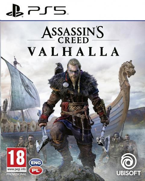 "PS5 hra Assassin""s Creed Valhalla"