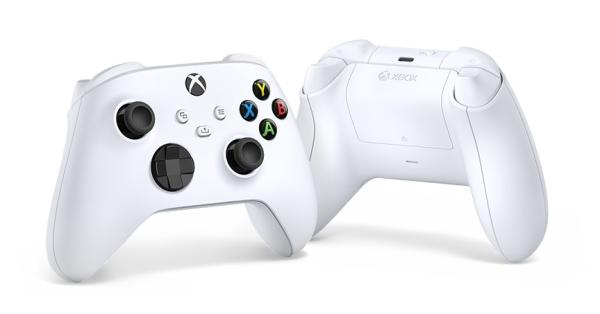 Microsoft Xbox One Wireless Controller biely