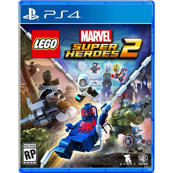 PS4 - LEGO Marvel Super Heroes 2