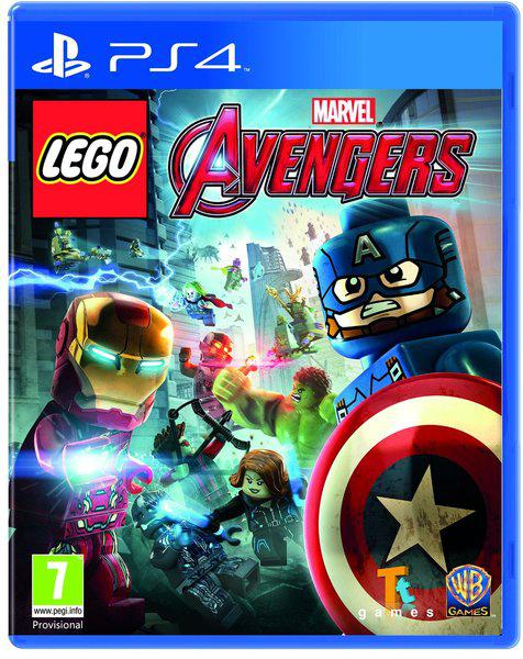 "PS4 - Lego Marvel""s Avengers"
