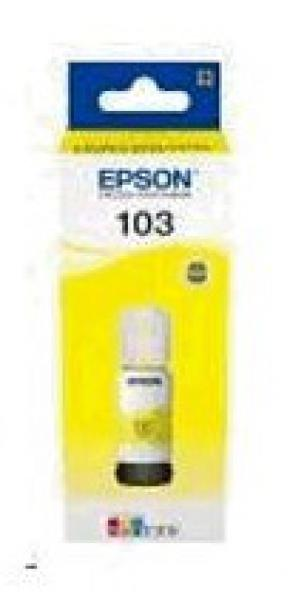 Epson 103 EcoTank Yellow ink bottle
