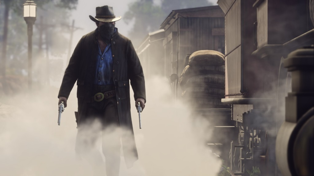 Xbox One - Red Dead Redemption 23